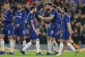 Chelsea edge ahead in top-four race with win over West Ham