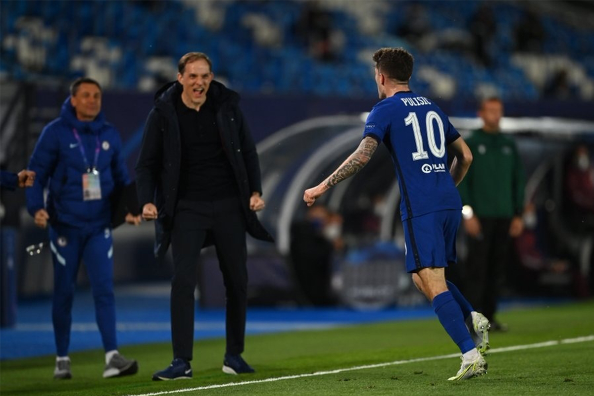 Chelsea, Champions League semi-final, Real Madrid