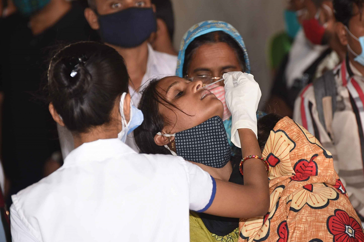 Kerala, Covid-19 test, mass testing