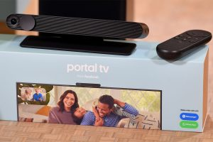 Facebook's Portal TV now Zoom and GoToMeeting