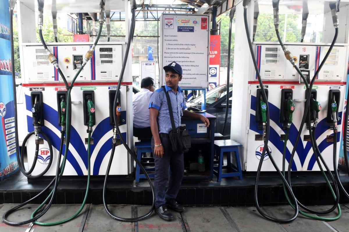 Petrol, diesel price