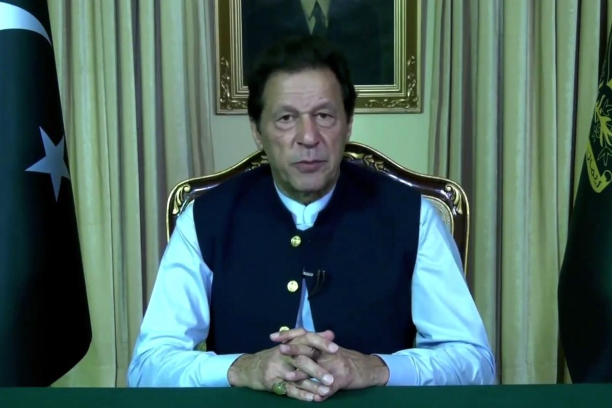 Pakistan, Imran Khan, lockdown, covid-19
