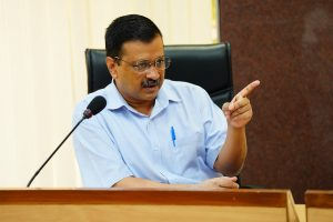 Delhi CM Arvind Kejriwal bats for journalists reporting about COVID pandemic