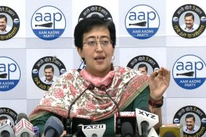 BJP-ruled MCD is looting people by bringing new proposals, all this money goes in pockets of BJP leaders: Atishi