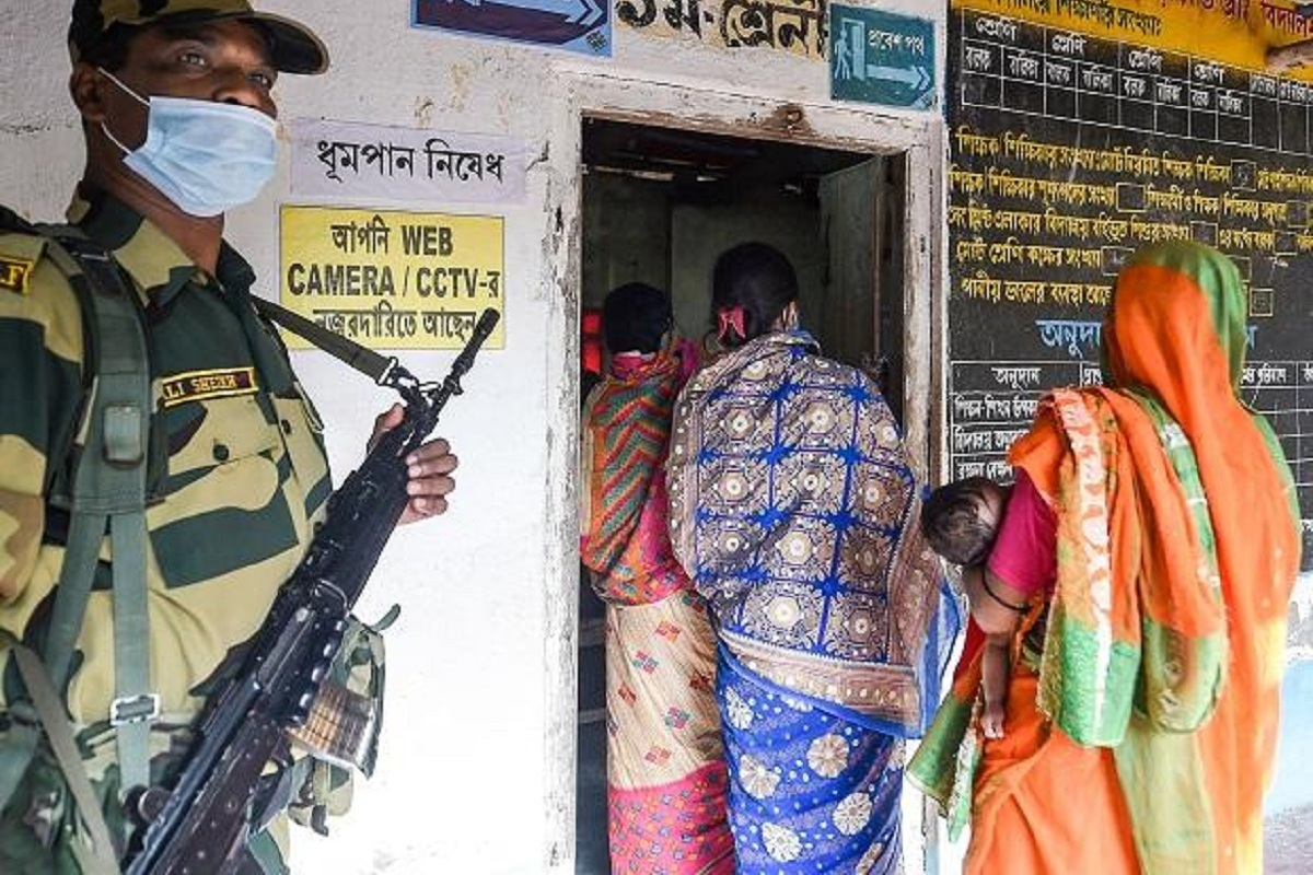 West Bengal Assembly Election 2021, BJP candidate Sabyasachi Dutta, central forces, TMC, BJP,