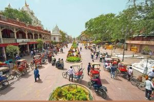 Redevelopment of Delhi's Chandni Chowk completed, CM Arvind Kejriwal to inaugurate on April 17
