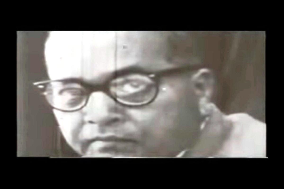 Dr Babasaheb Ambedkar, NFAI collection, Mahapurush Dr Ambedkar