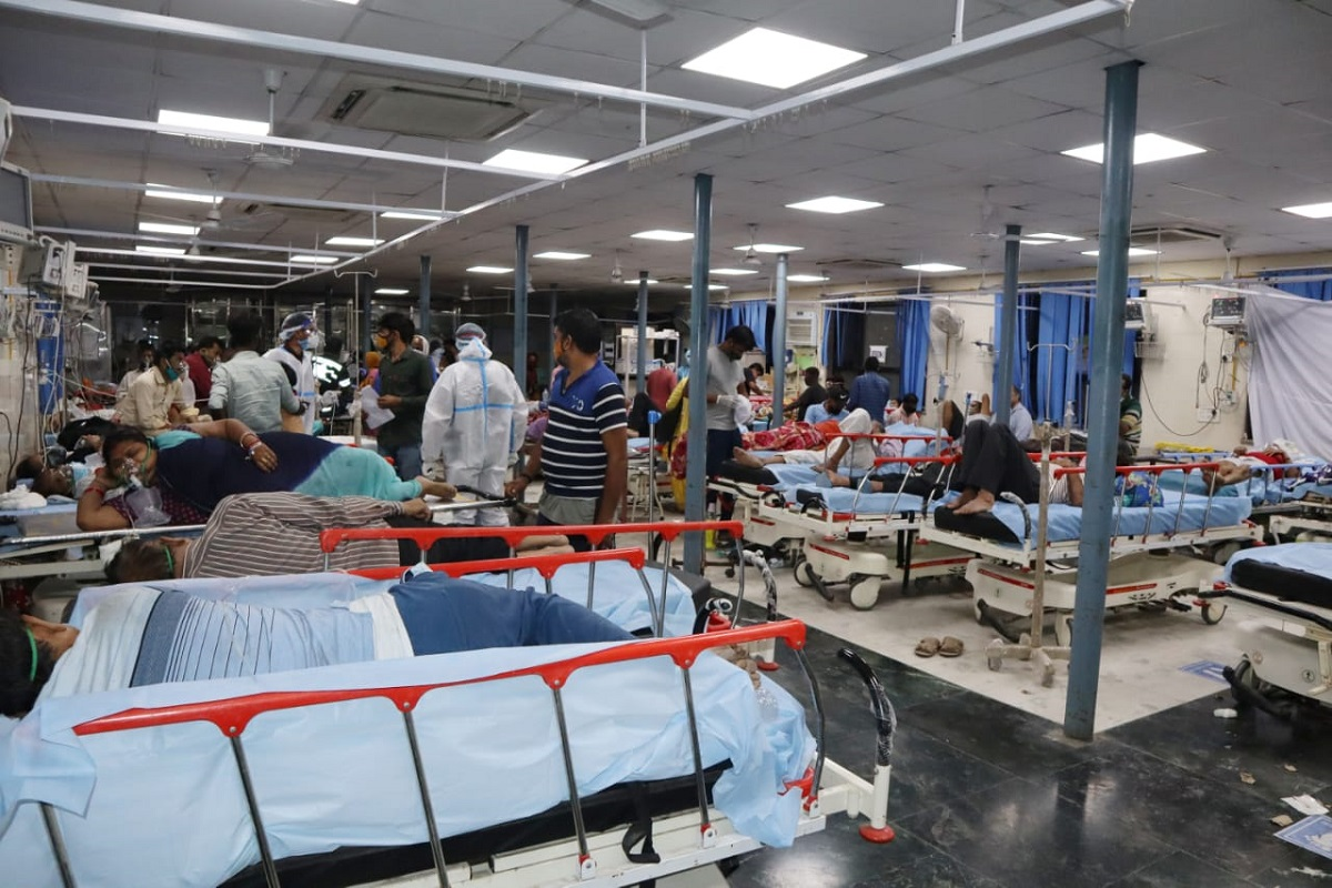 Oxygen, Covid-19, medical oxygen, Delhi, Rajiv Gandhi Super Speciality Hospital, RGSSH, Guru Teg Bahadur, GTB