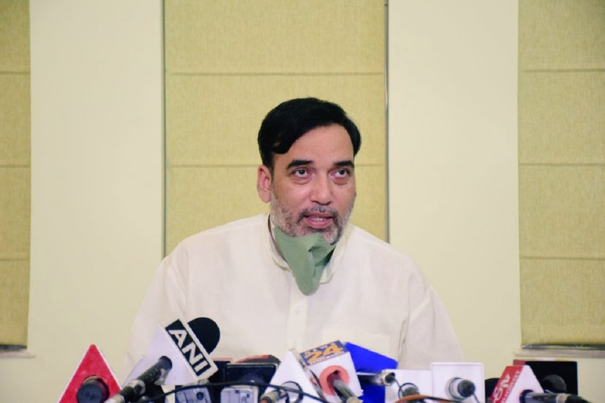 green cover, Environment, Gopal Rai, Delhi, Delhi government