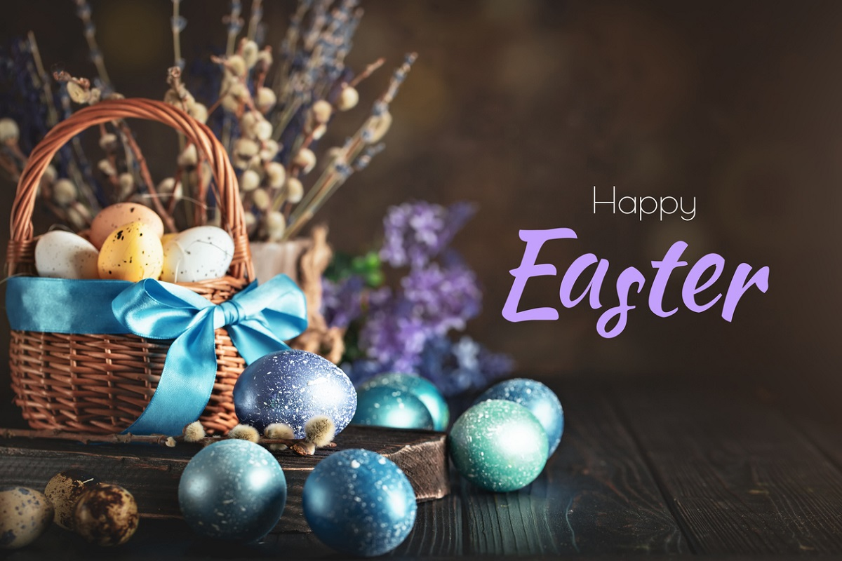 Easter, Ram Nath Kovind, M Venkaiah Naidu, Jesus Christ