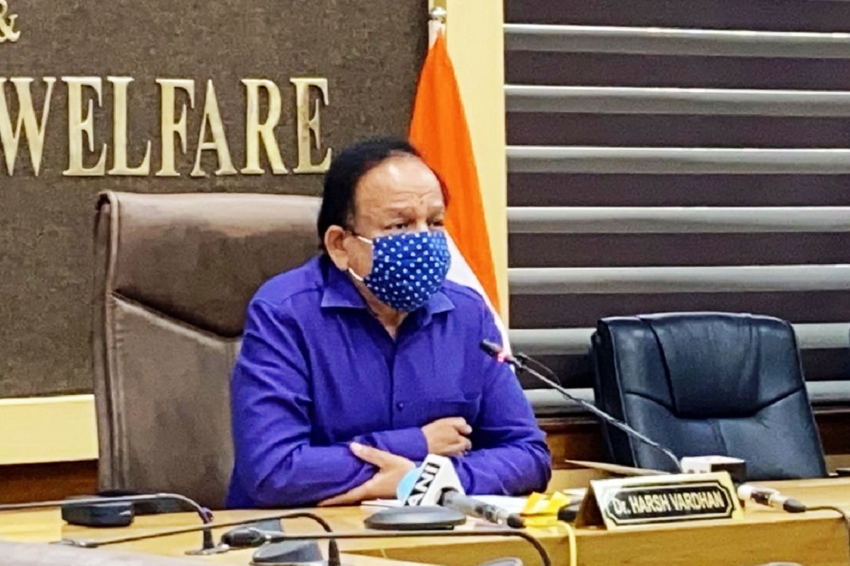 Harsh Vardhan, Covid-19 pandemic, COVID-19, vaccination, Government of India