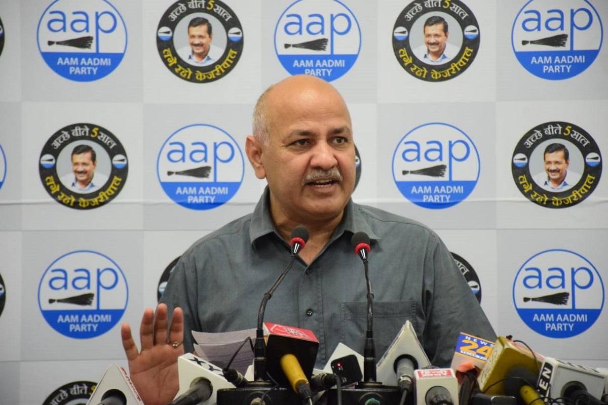 BJP, Congress, AAP, Manish Sisodia, Arvind Kejriwal