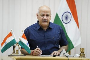 Working to add 2700 new beds in next 4-5 days: Manish Sisodia