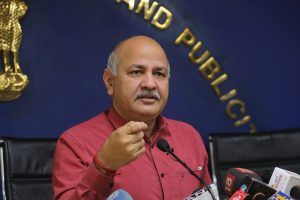 Mass vaccination, not a full-lockdown, key to defeat COVID-19 virus: Manish Sisodia