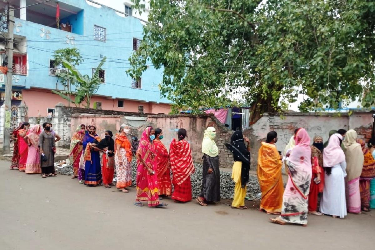Bengal's ballot battle, Covid19 pandemic, Kolkata North