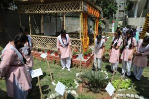 """NDMC with Ministry of Finance introduces nature-based classroom """"Srishti"""" in its school under Swachhta Action Plan"""