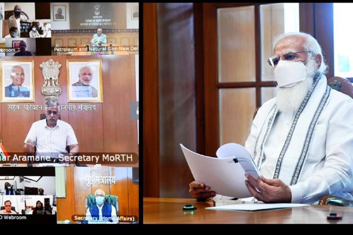 oxygen supply, Narendra Modi, Liquid Medical Oxygen