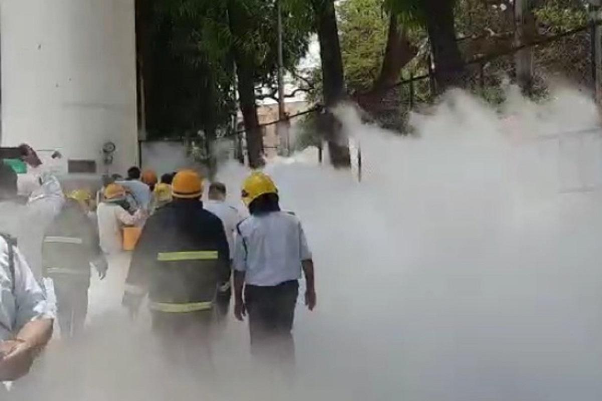 Nashik, Covid, oxygen leak, Medical Oxygen