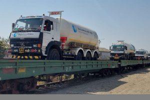 Oxygen Express Operations expand to Haryana and Telangana after Maharashtra, Uttar Pradesh, Madhya Pradesh and Delhi