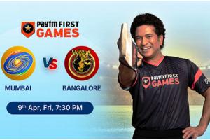 Mumbai vs Bangalore:Paytm First Games FantasyPrediction– Indian T20 League