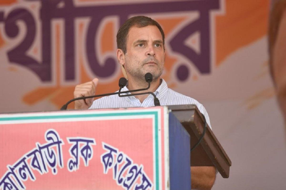 Senior Congress leader Rahul Gandhi, political rallies, West Bengal Assembly Election 2021, Coronavirus COVID-19, Election Commission (EC),