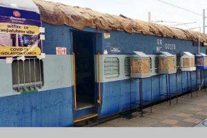 Railway deploys Covid care coaches in UP, MP, Maharashtra and Delhi