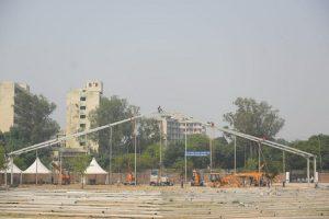 North MCD agrees to turn Ramleela Maidan into Covid ICU care