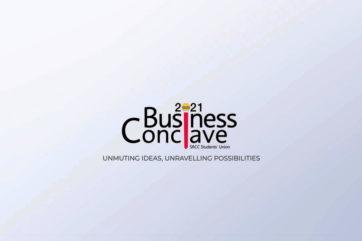 Shri Ram College of Commerce, Business Conclave, SRCC, BUSINESS CONCLAVE 2021, SRCC BUSINESS CONCLAVE 2021