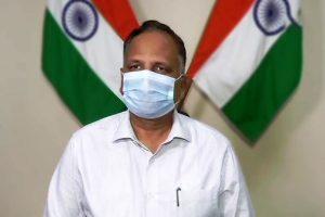 Temporary Covid care centres to be set up across Delhi: Satyendar Jain