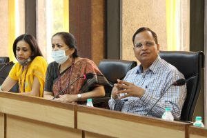 Night curfew not a harsh decision, impact will be analysed and has been done temporarily: Satyendar Jain