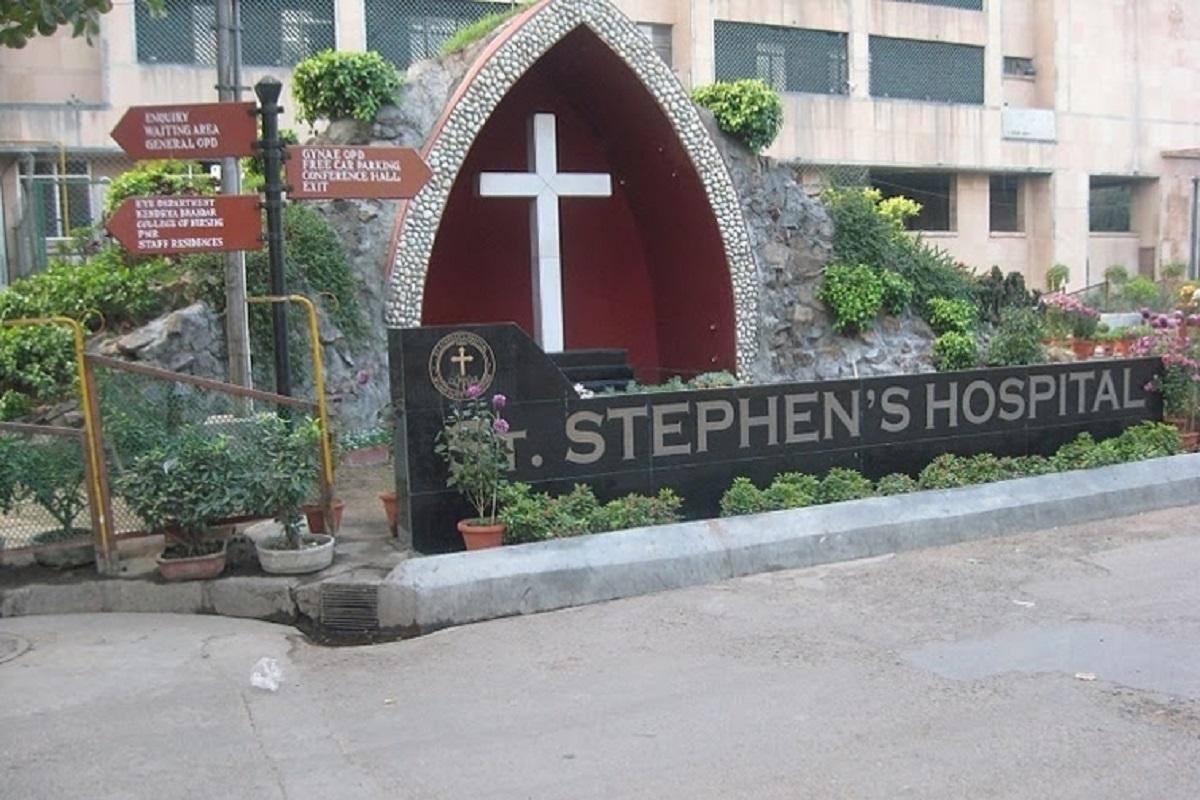 Delhi hospital, Oxygen supply, St Stephen's Hospital, COVID-19 patients