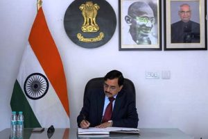 Sushil Chandra takes over as 24th Chief Election Commissioner of India