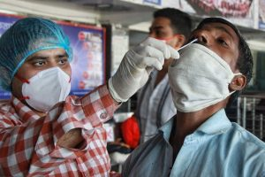 India records new one-day high, 1,26,789 fresh Covid cases in last 24 hours
