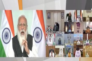 PM to CMs: Focus on micro containment zone, testing