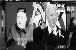 Biden's North Korea test