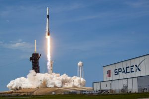 SpaceX rocket debris lands on man's farm in US