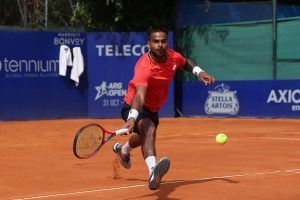 Nagal crashes out in first round of Barcelona Open