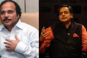 Shashi Tharoor, Adhir Chowdhury test positive for COVID-19