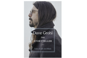 Legendary musician Dave Grohl's saga to come alive in 'The Storyteller'