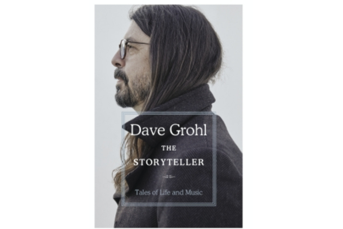 Dave Ghole Book, The Storyteller