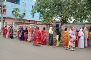 Polling underway for penultimate phase of West Bengal Assembly Elections