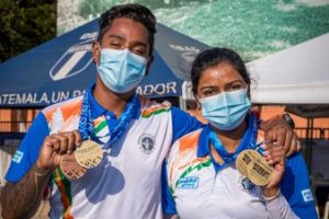 Best ever WC finish for Indian archers in Mexico
