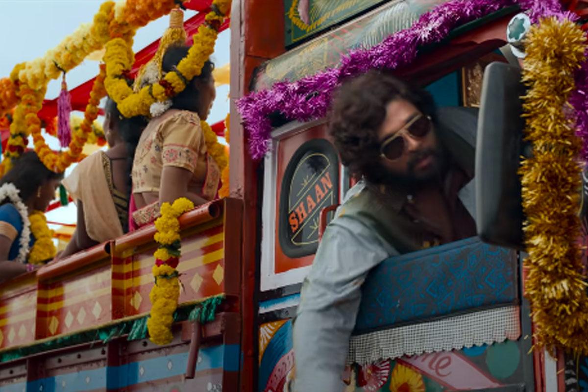 Pushpa Raj official trailer, Allu Arjun, Pushpa, Rashmika, Fahadh Faasil