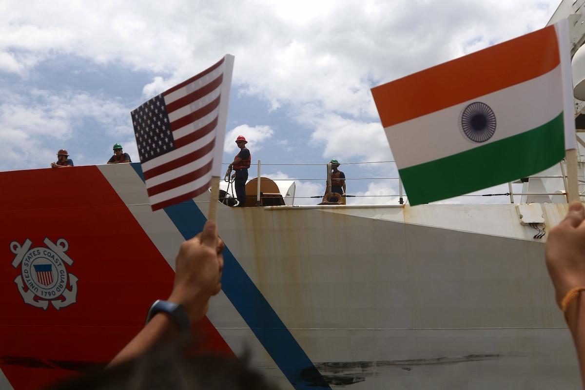 Exclusive Economic Zone (EEZ), US navy ship USS John Paul Jones, India,