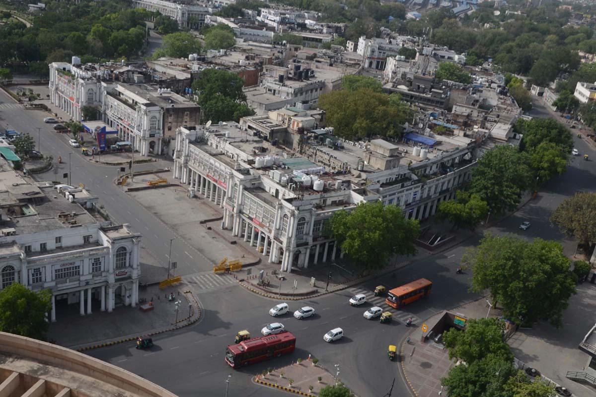 Delhi government, lockdown, essential services