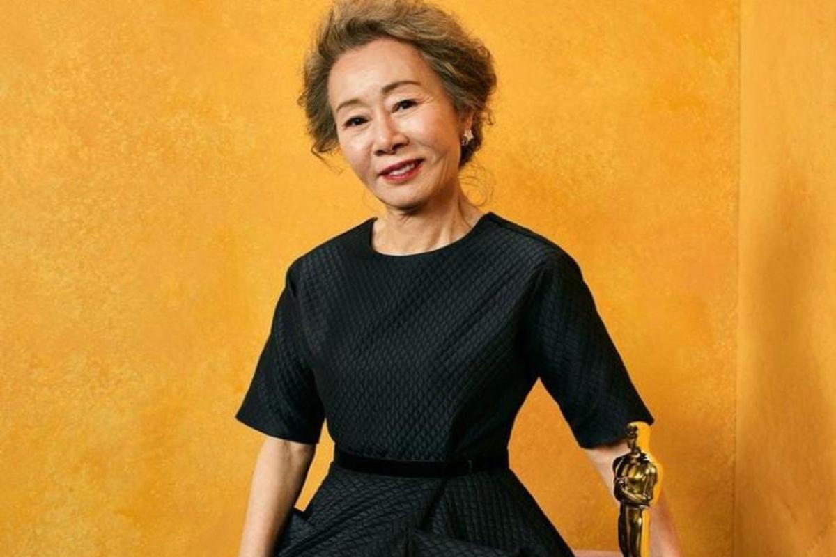 orean actress Youn Yuh-jung-s