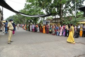 West Bengal Assembly Elections: 70.42% polling recorded till 3 p.m