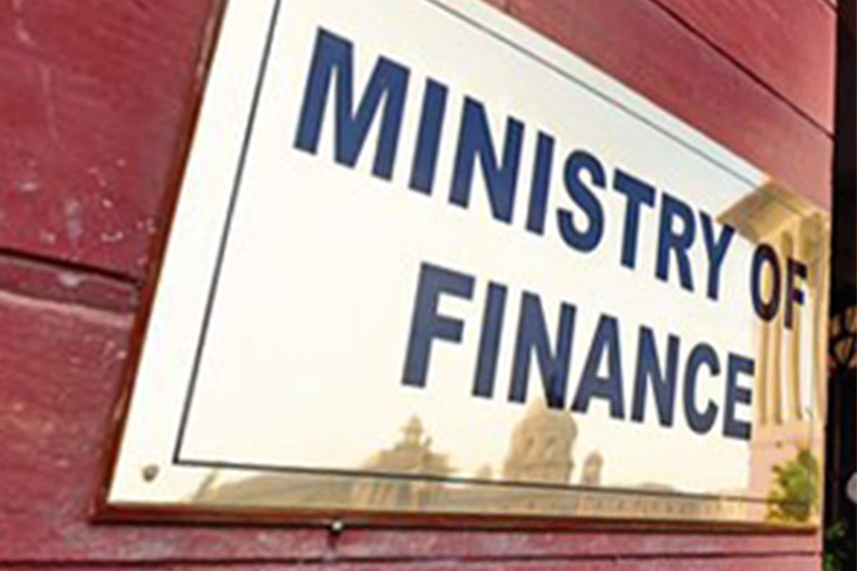 Finance Ministry, capital expenditure
