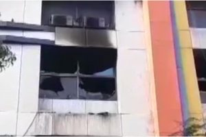 Maharashtra: 13 people die in COVID-19 hospital fire