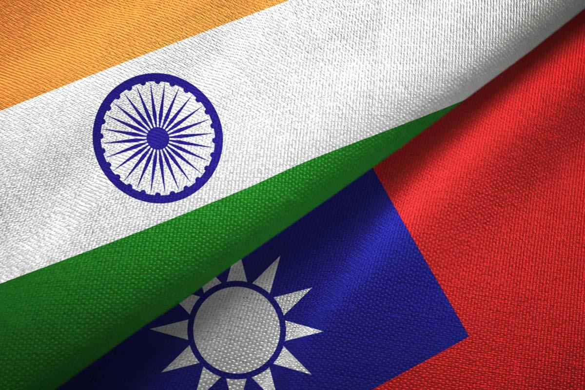 Taiwan, India